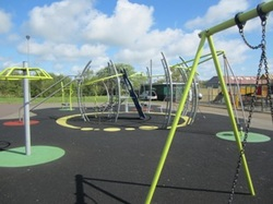 Playground at Sandham Gardens in Sandown
