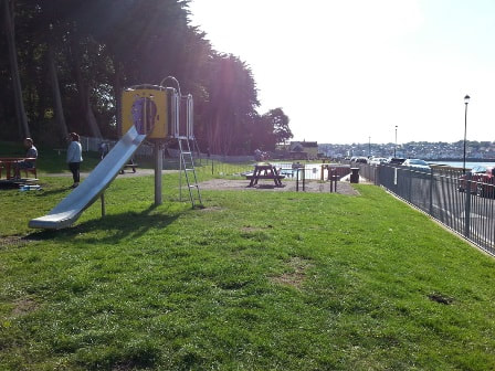 East Cowes playground