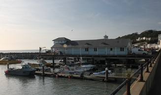Ventnor Haven Fishery and Harbour