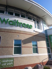 Waitrose at East Cowes