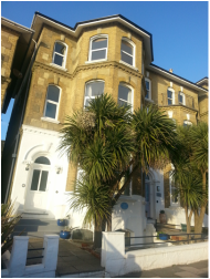 Ed Elgar's honeymoon house in Ventnor