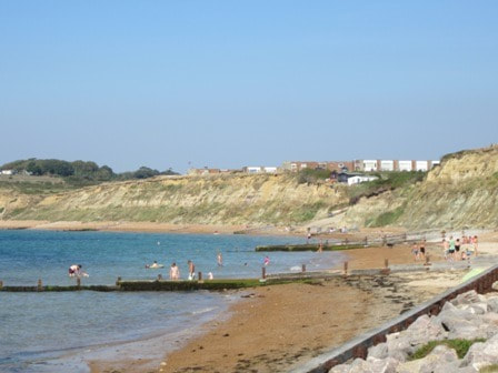 Colwell Bay Isle of Wight