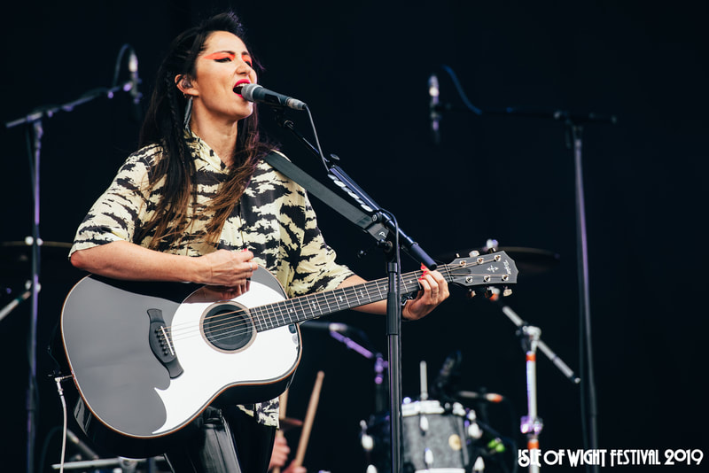 KT Tunstall at Isle of Wight Festival 2019