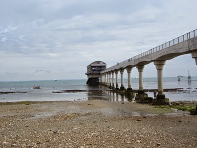 RNLI Lifeboat station at Bembridge