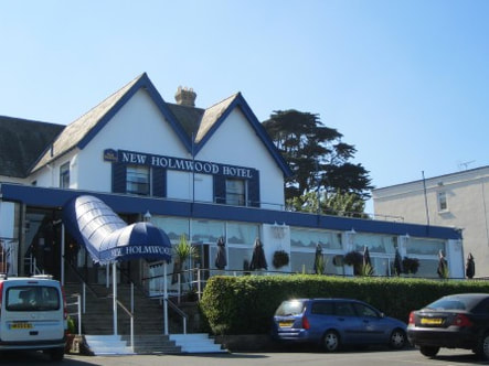 New Holmwood Hotel in Cowes