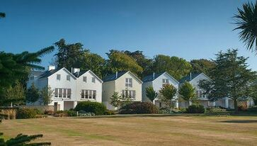 New England style holiday home at West Bay Club