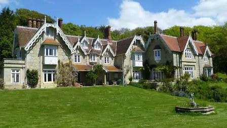 Lisle Combe in Ventnor